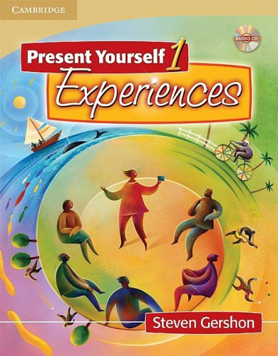 Present Yourself 1 Student's Book with Audio CD Experiences  2008 9780521713283 Front Cover