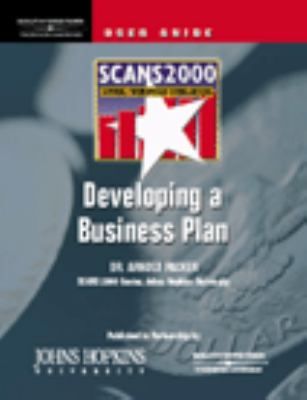 Developing a Business Plan   2001 9780538698283 Front Cover