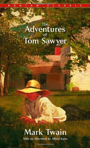 Adventures of Tom Sawyer   1981 9780553211283 Front Cover