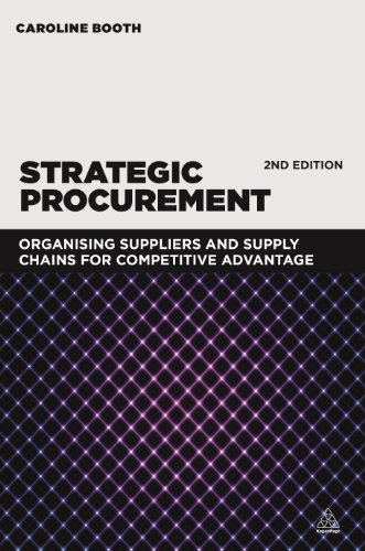 Strategic Procurement Organising Suppliers and Supply Chains for Competitive Advantage 2nd 2015 edition cover