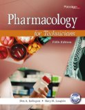 PHARMACOLOGY FOR TECHNICIANS   N/A 9780763852283 Front Cover