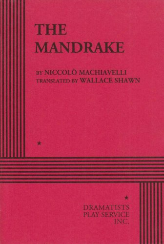 Mandrake  N/A edition cover