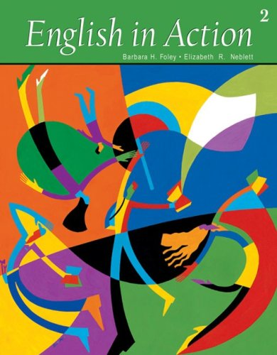 English in Action L2   2003 (Student Manual, Study Guide, etc.) edition cover