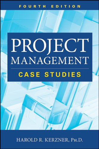 Project Management  4th 2013 edition cover