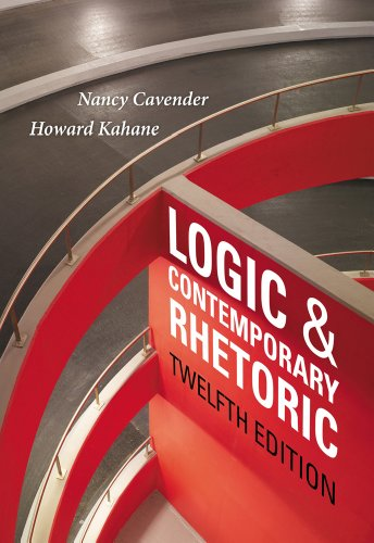 Logic and Contemporary Rhetoric The Use of Reason in Everyday Life 12th 2014 edition cover