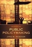 Public Policymaking:   2014 edition cover