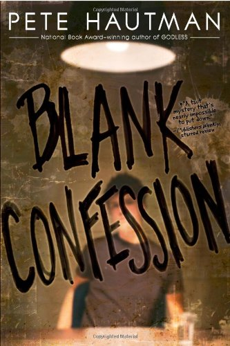 Blank Confession  N/A edition cover