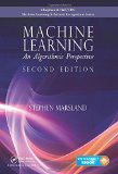 Machine Learning An Algorithmic Perspective, Second Edition 2nd 2014 (Revised) edition cover