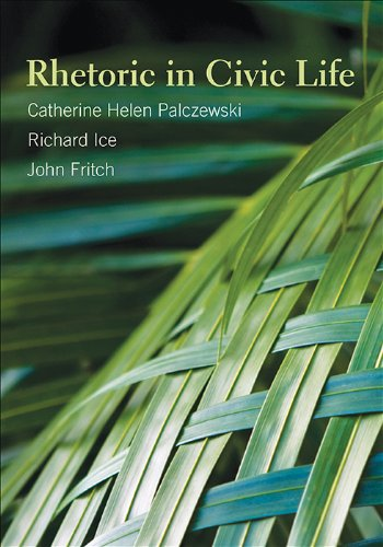Rhetoric in Civic Life   2012 edition cover