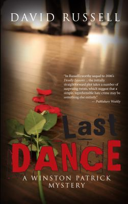 Last Dance A Winston Patrick Mystery  2011 9781926607283 Front Cover
