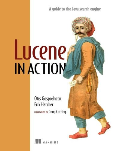 Lucene in Action   2005 9781932394283 Front Cover