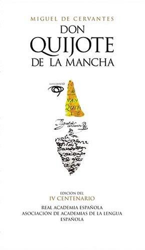 Don Quixote  N/A edition cover