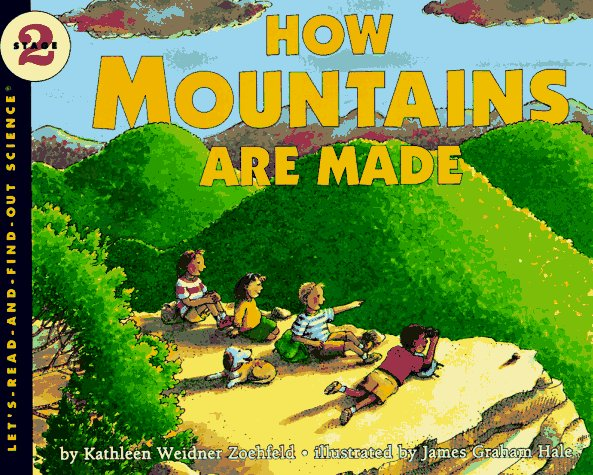 How Mountains Are Made   2004 edition cover