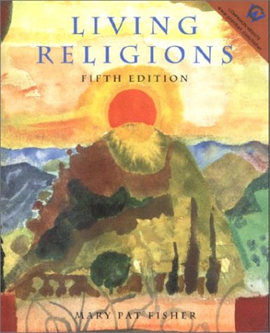 Living Religions  5th 2003 edition cover