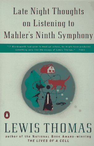 Late Night Thoughts on Listening to Mahler's Ninth Symphony  N/A edition cover