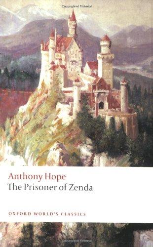 Prisoner of Zenda   2009 edition cover
