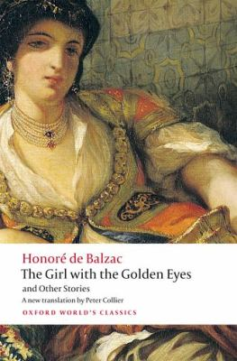 Girl with the Golden Eyes and Other Stories   2012 edition cover