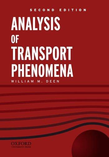 Analysis of Transport Phenomena  2nd 2012 edition cover