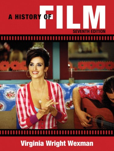 History of Film  7th 2010 edition cover
