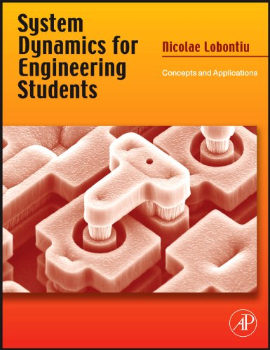 System Dynamics for Engineering Students Concepts and Applications  2010 edition cover