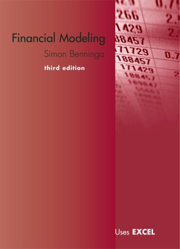 Financial Modeling  3rd 2008 edition cover