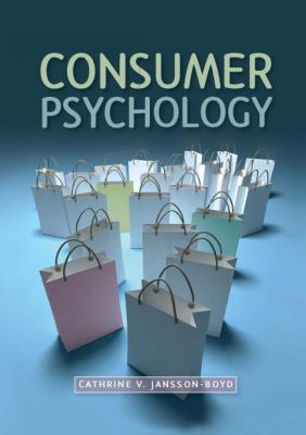 Consumer Psychology   2010 edition cover