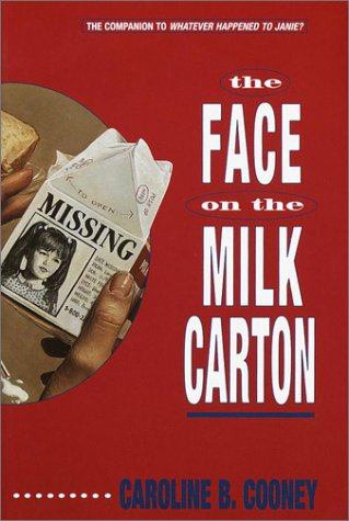 Face on the Milk Carton  N/A 9780385323284 Front Cover