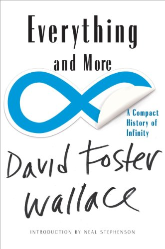 Everything and More A Compact History of Infinity  2010 edition cover