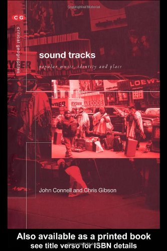 Sound Tracks Popular Music, Identity and Place  2003 edition cover