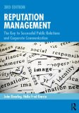 Reputation Management: The Key to Successful Public Relations and Corporate Communication  2015 edition cover