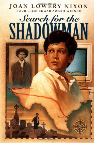 Search for the Shadowman  Reprint  edition cover