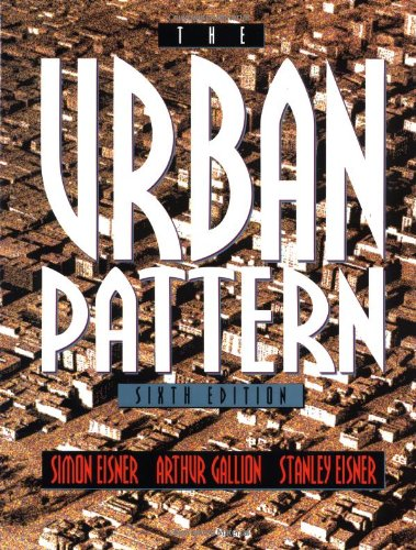 Urban Pattern  6th 1993 (Revised) edition cover