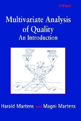 Multivariate Analysis of Quality An Introduction  2001 9780471974284 Front Cover