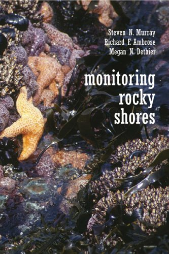 Monitoring Rocky Shores   2006 9780520247284 Front Cover