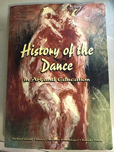 HISTORY OF THE DANCE IN ART+ED 1st edition cover