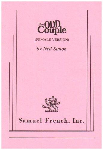 The Odd Couple (Female Version):   2014 edition cover