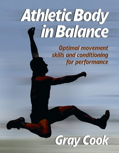 Athletic Body in Balance   2003 edition cover