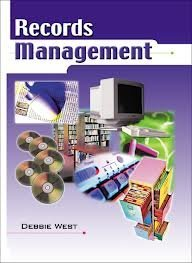 Records Management   2001 9780763813284 Front Cover