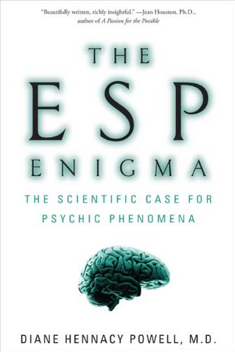 ESP Enigma The Scientific Case for Psychic Phenomena N/A edition cover