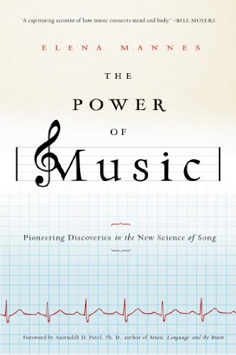 Power of Music Pioneering Discoveries in the New Science of Song N/A edition cover