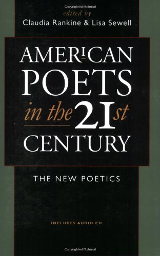 American Poets in the 21st Century The New Poetics  2007 edition cover