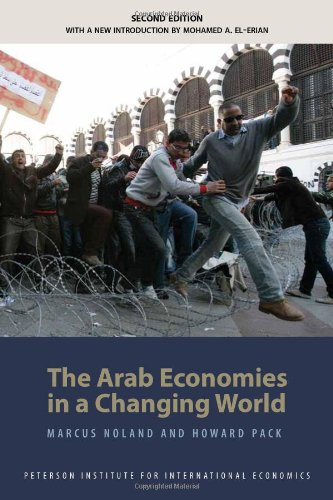 Arab Economies in a Changing World  2nd 2011 9780881326284 Front Cover