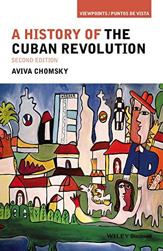 A History of the Cuban Revolution:   2015 edition cover