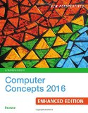 New Perspectives on Computer Concepts 2017:   2016 9781305656284 Front Cover