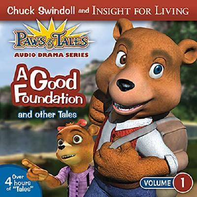 Paws and Tales Vol. 1 : A Good Foundation and Other Tales  2005 9781400302284 Front Cover
