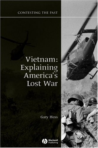 Vietnam Explaining America's Lost War  2008 edition cover
