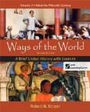 Ways of the World A Brief Global History - Since the Fifteenth Century 2nd edition cover