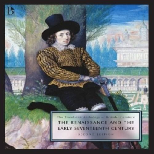 Broadview Anthology of British Literature  2nd 2010 edition cover