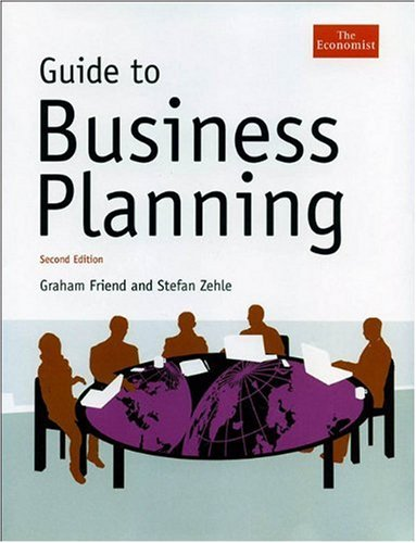 Guide to Business Planning  2nd 2009 edition cover