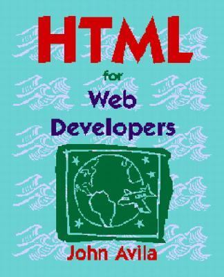HTML for Web Developers  2000 edition cover